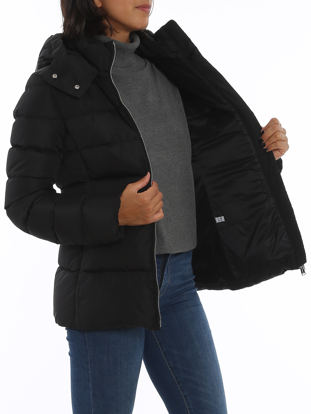 Picture of Add | Hooded Down Jacket