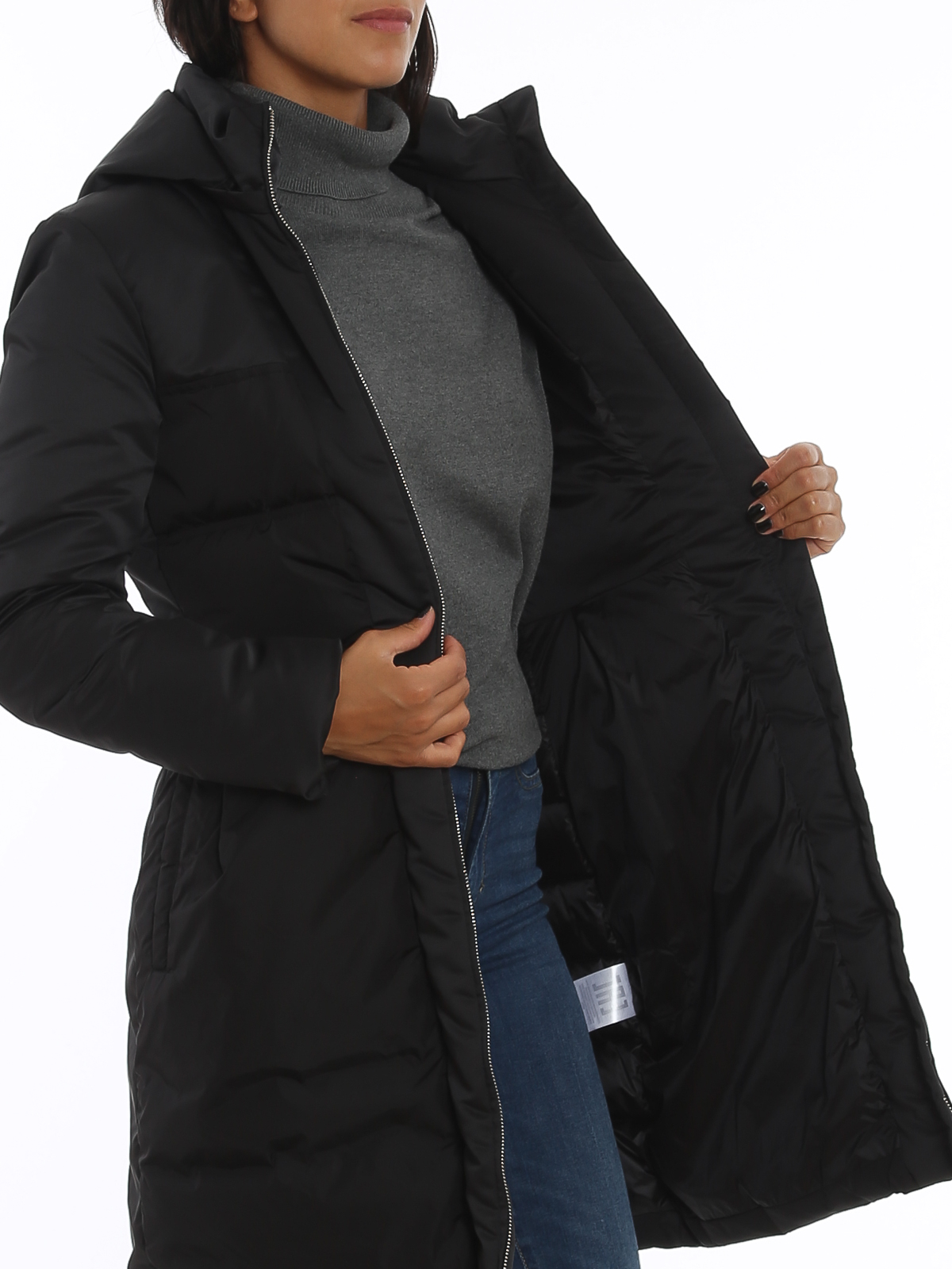 Picture of Add | Coat W Down Padded