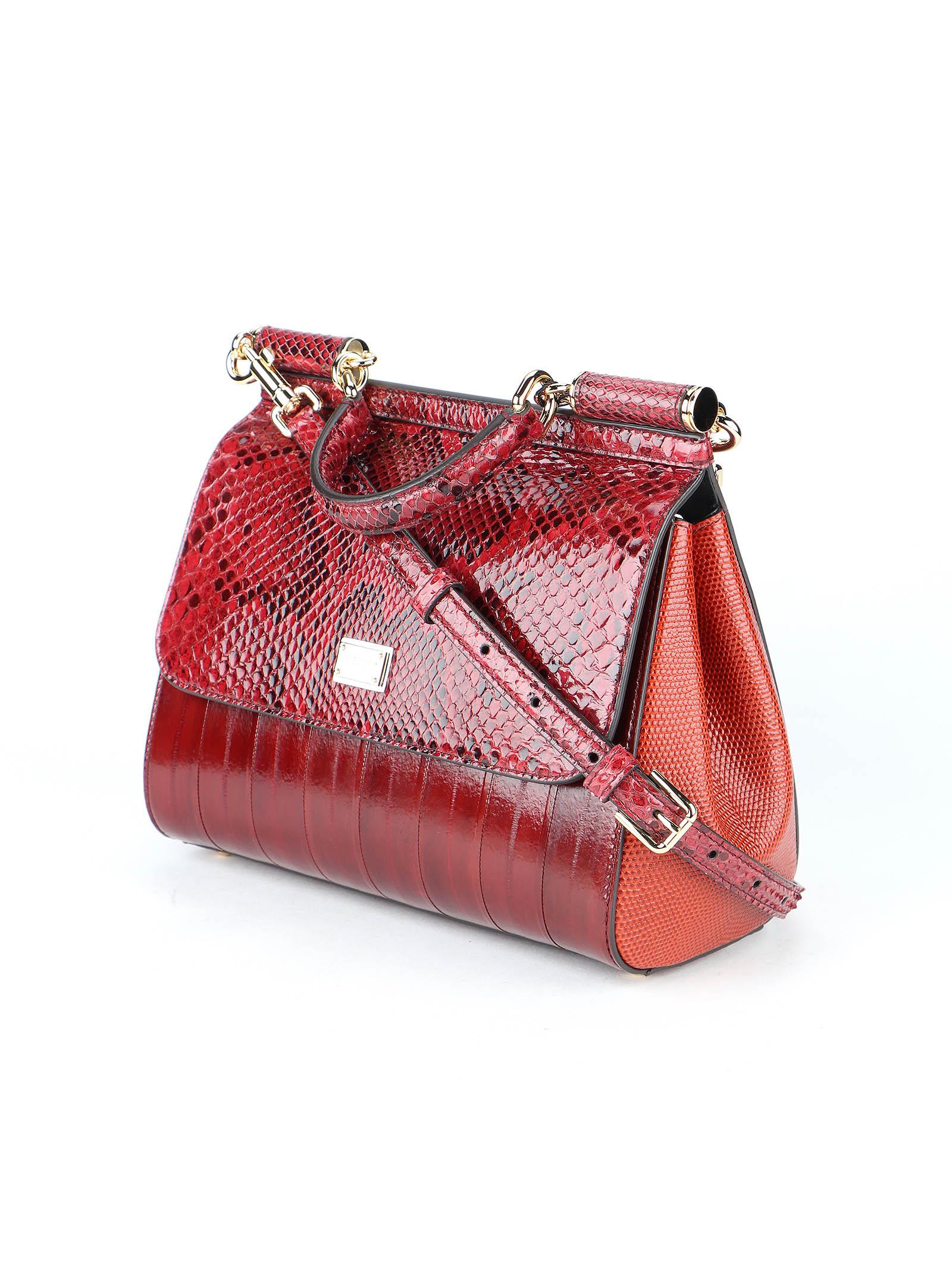 Picture of Dolce & Gabbana   Medium Sicily Bag