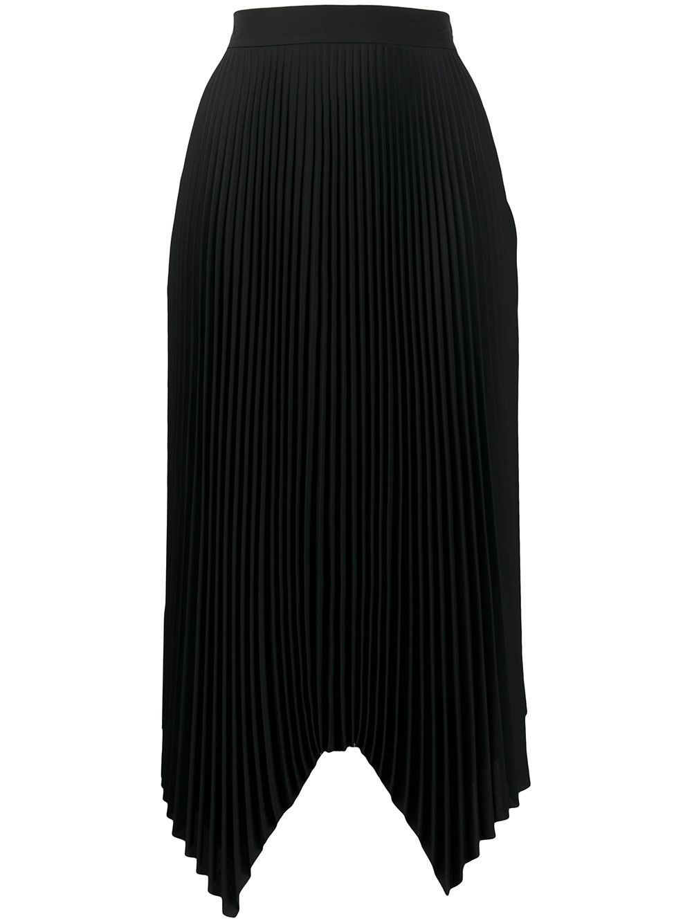 Picture of Tory Burch | Sunburst Pleated Skirt