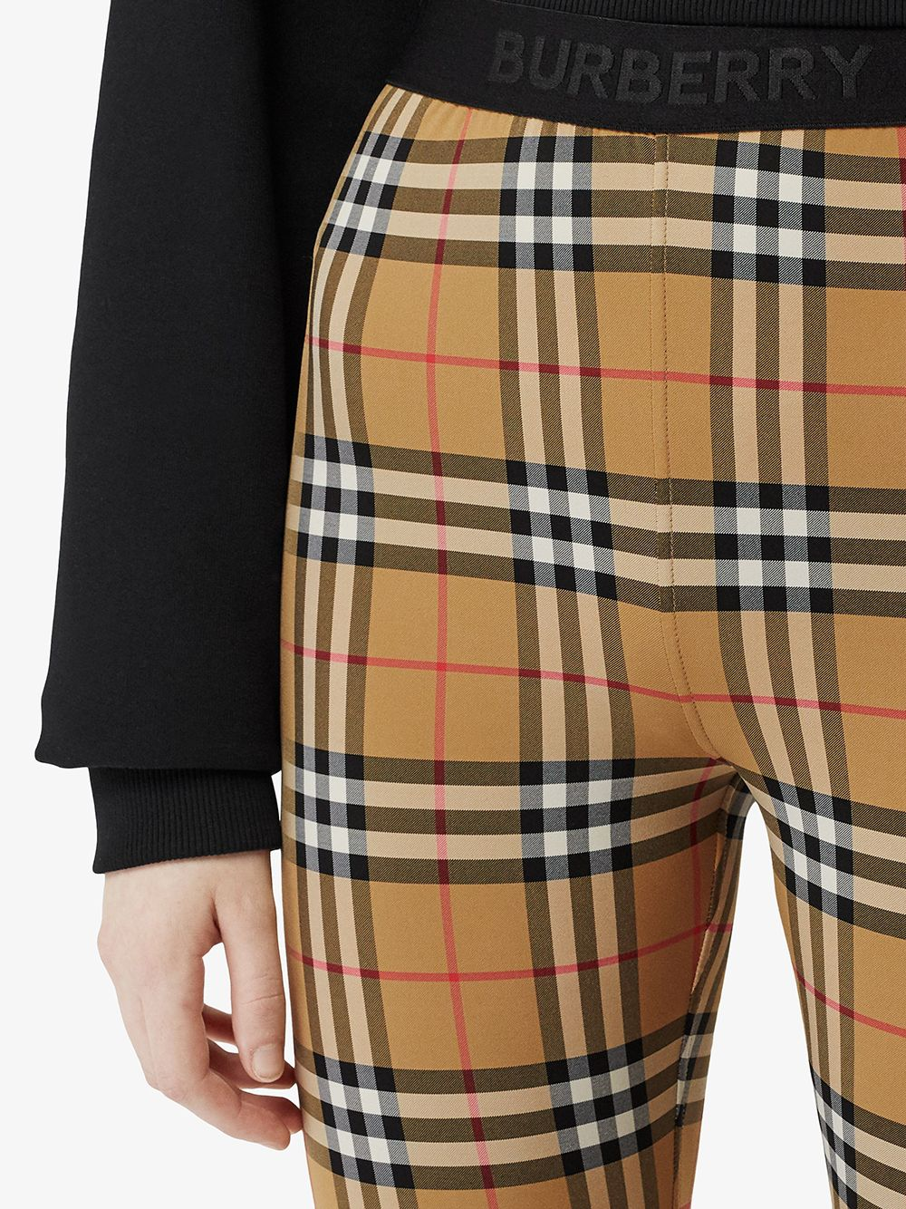 Picture of Burberry | Belvoir Trousers