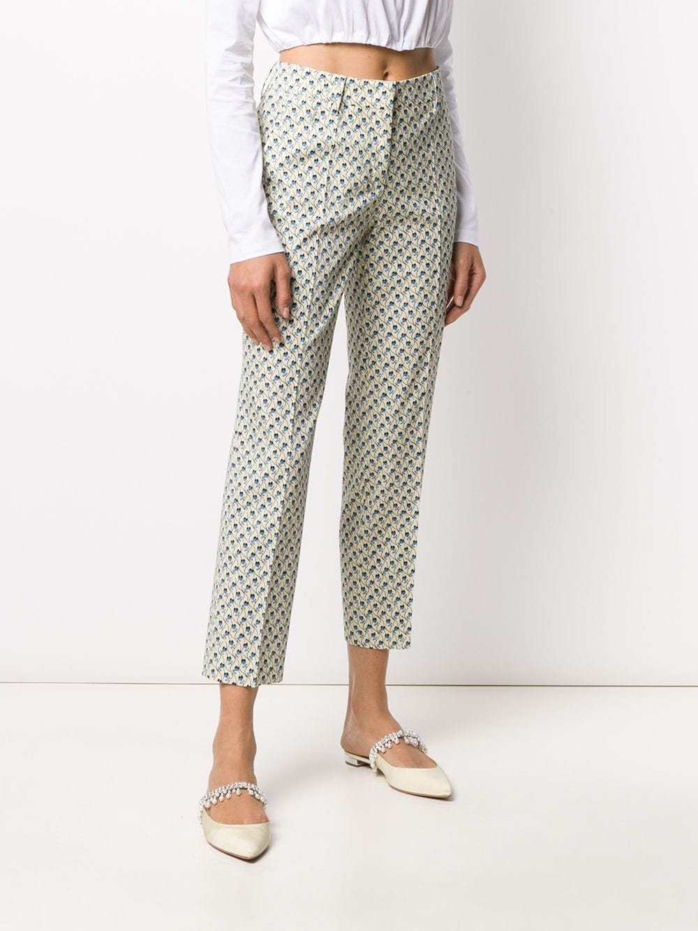 Picture of Prada | Trouser Ramage