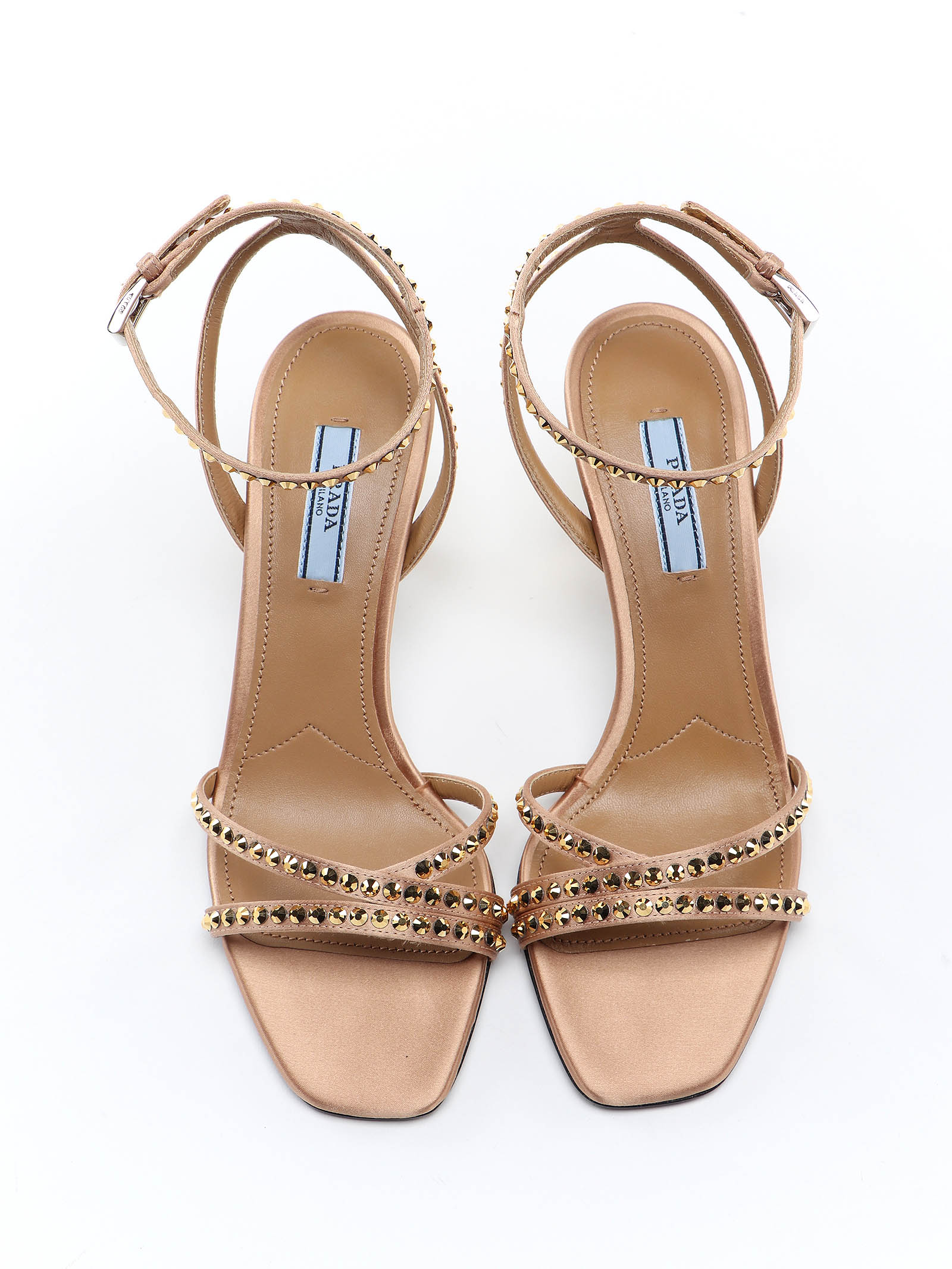 Picture of Prada | Sandal Cristal