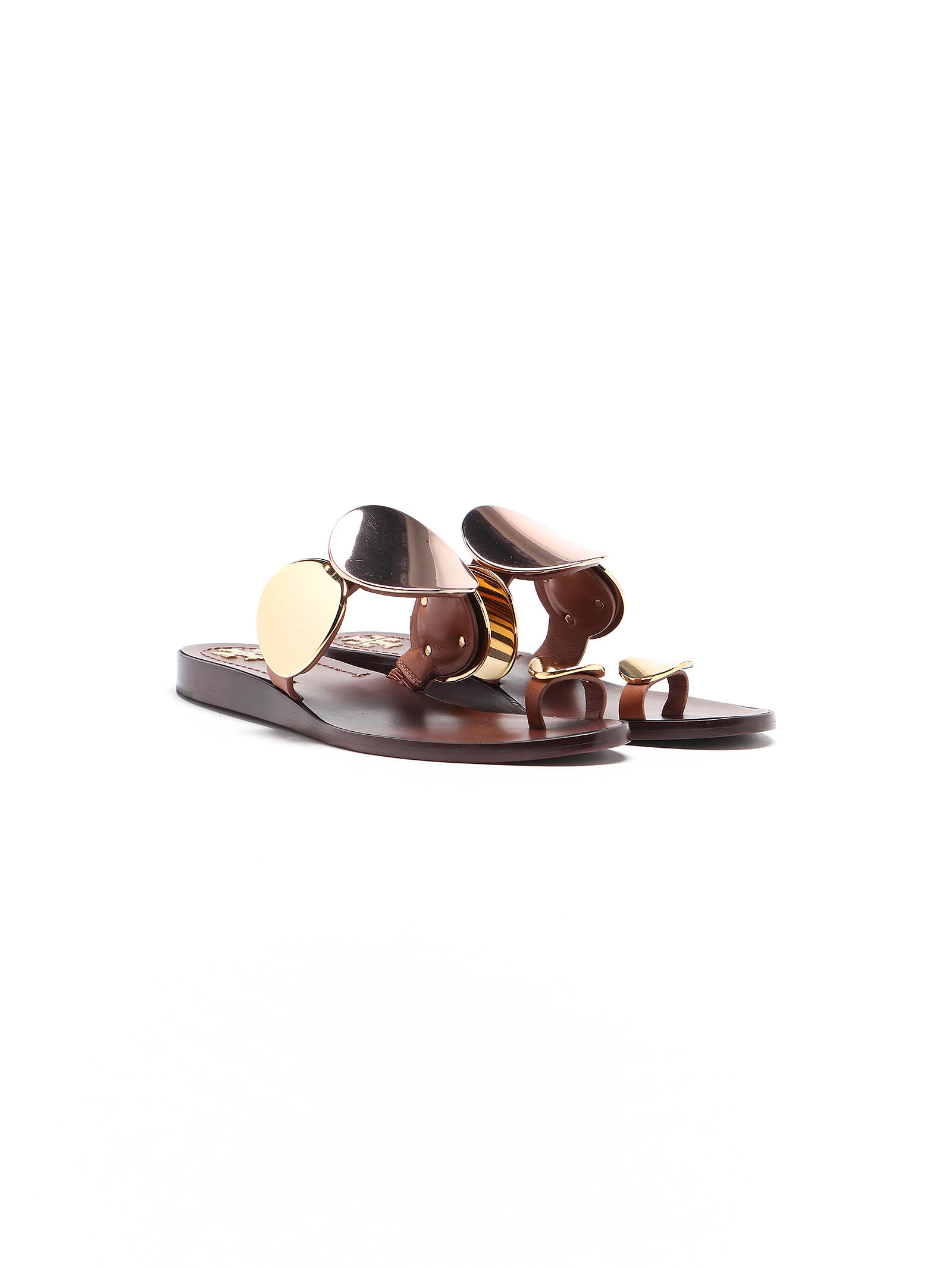 Picture of Tory Burch   Patos Multi Disk Sandal