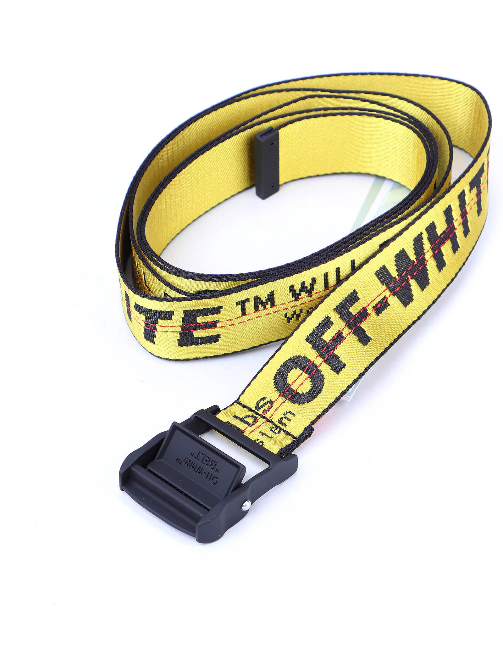 Picture of Off White | Carryover Industrial Belt