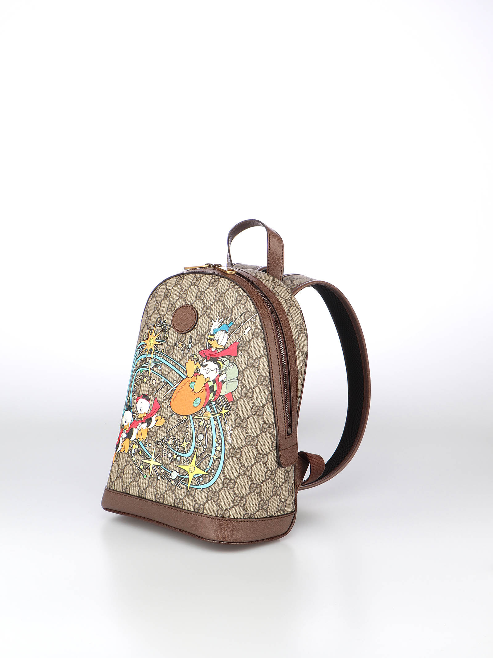 Picture of Gucci | GG Supreme Donald Duck Backpack