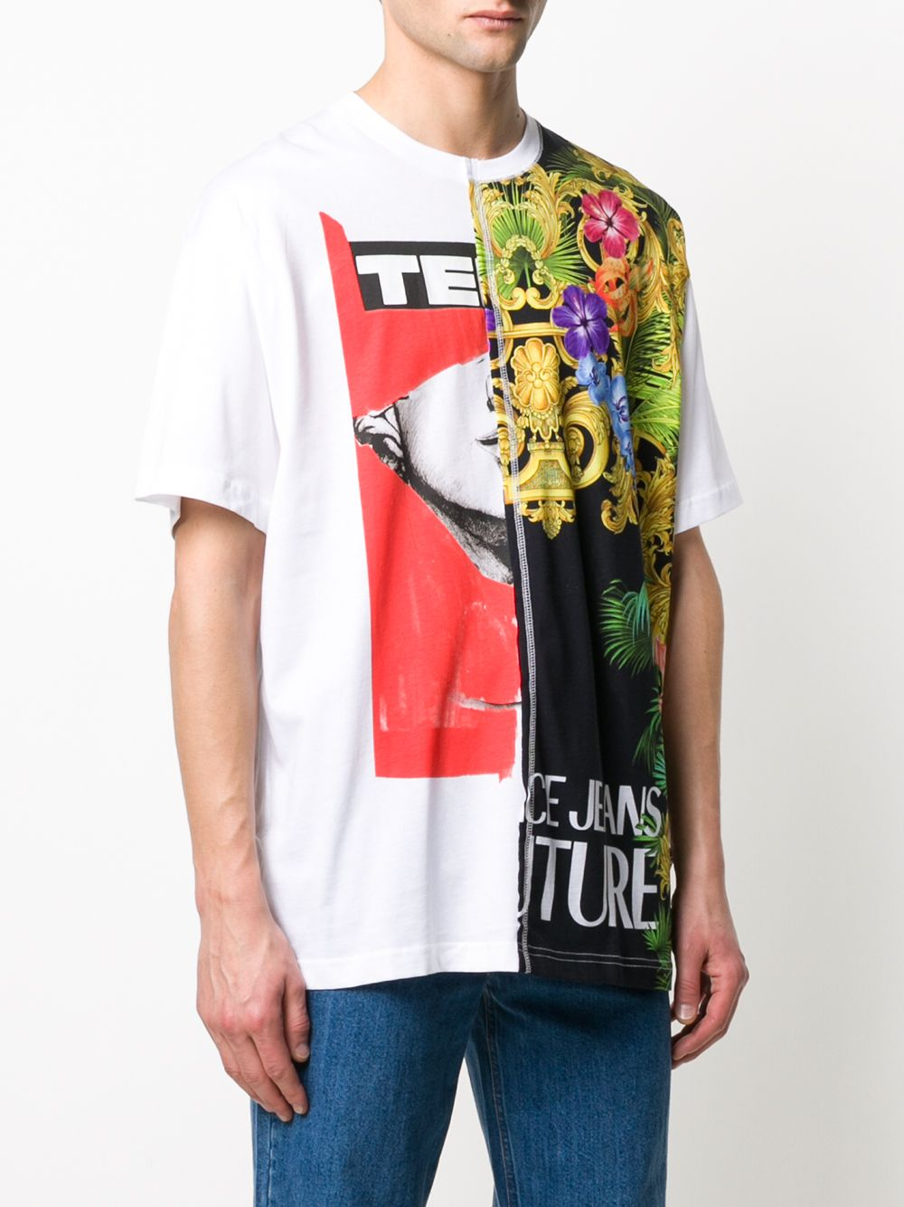 Immagine di Versace Jeans Couture | T-Shirt La Fit