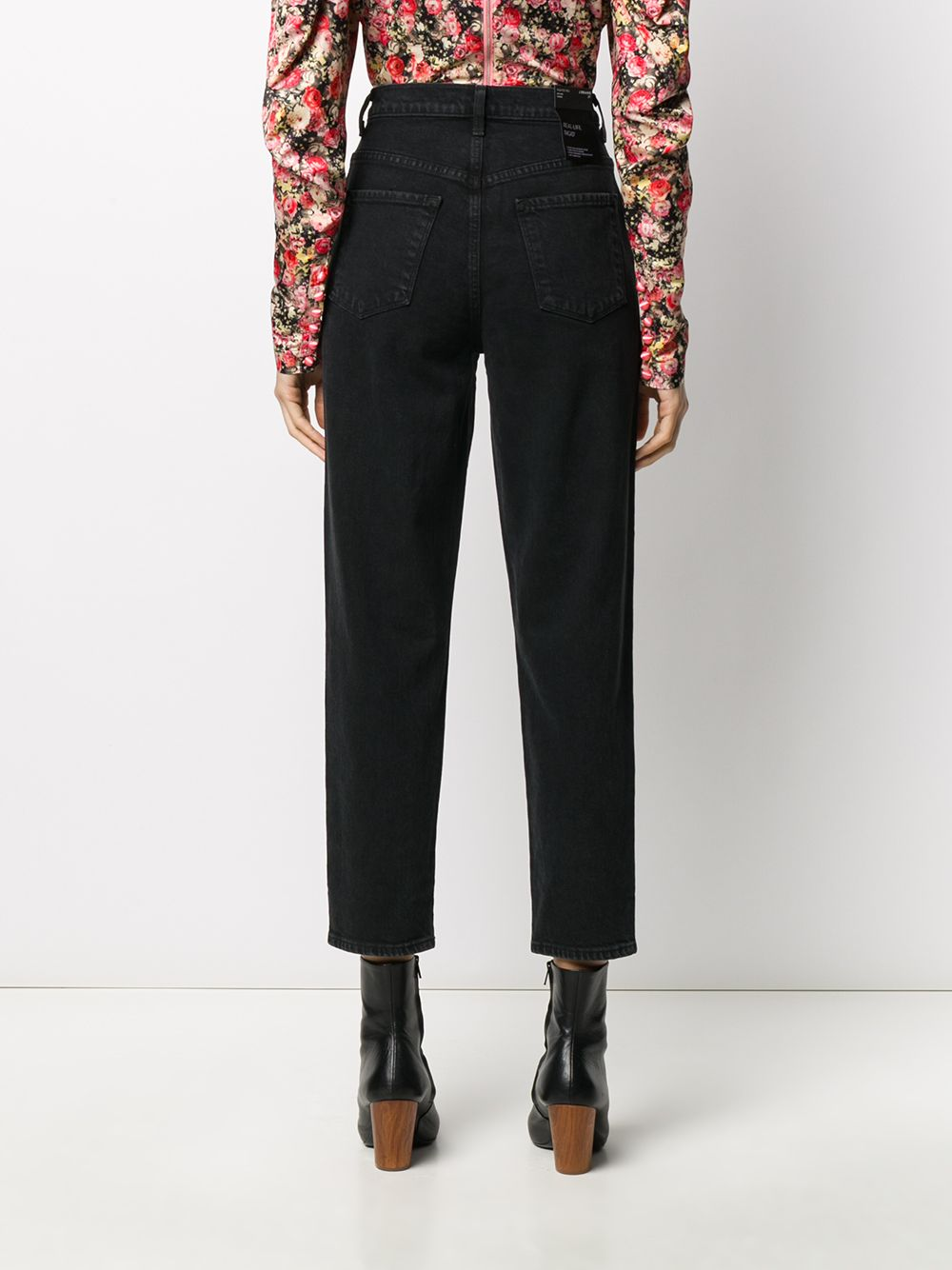 Picture of J Brand   Pleat Front Peg Jeans