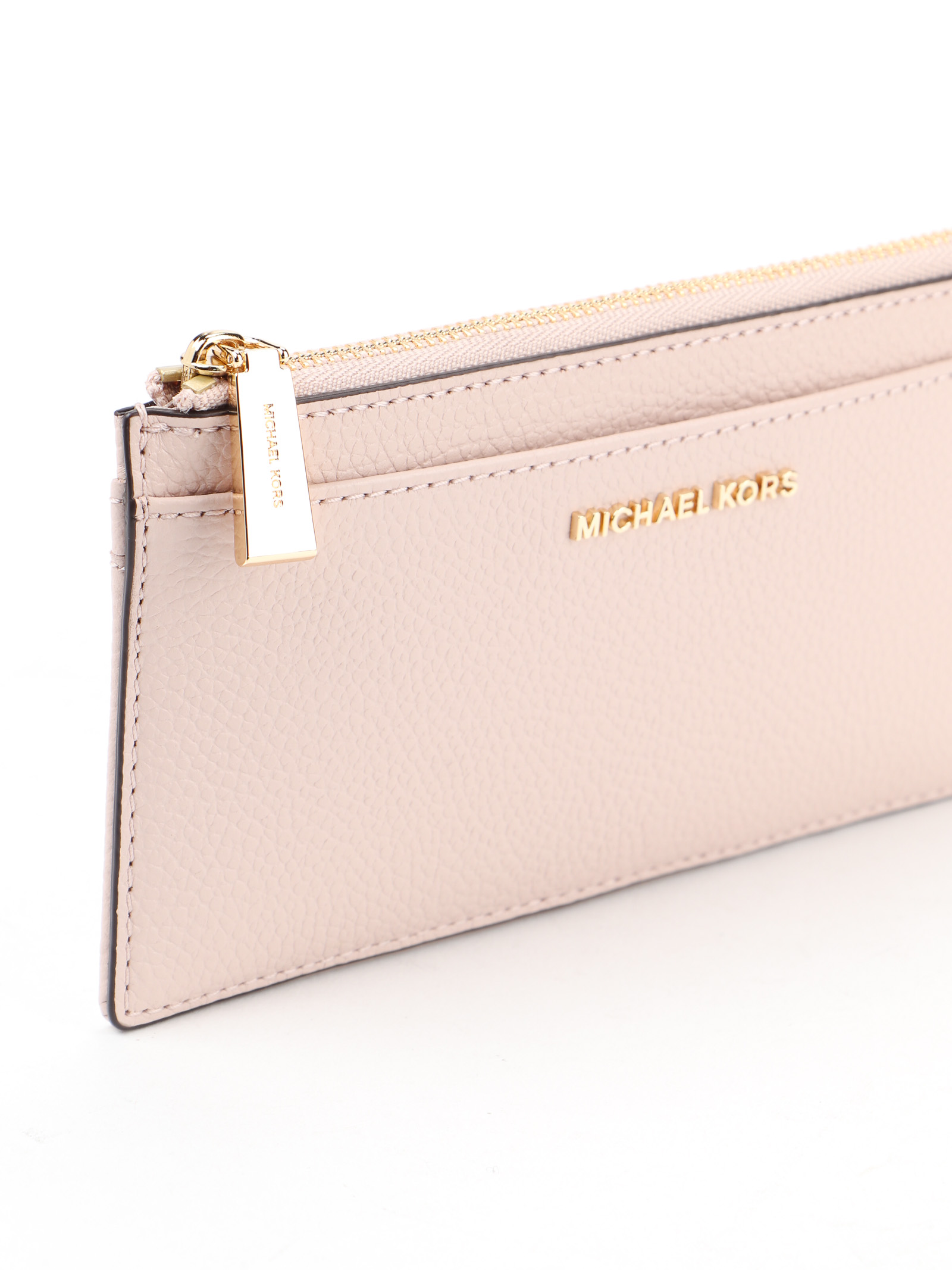 Picture of Michael Kors | Jet Set Lg Slim Card Case