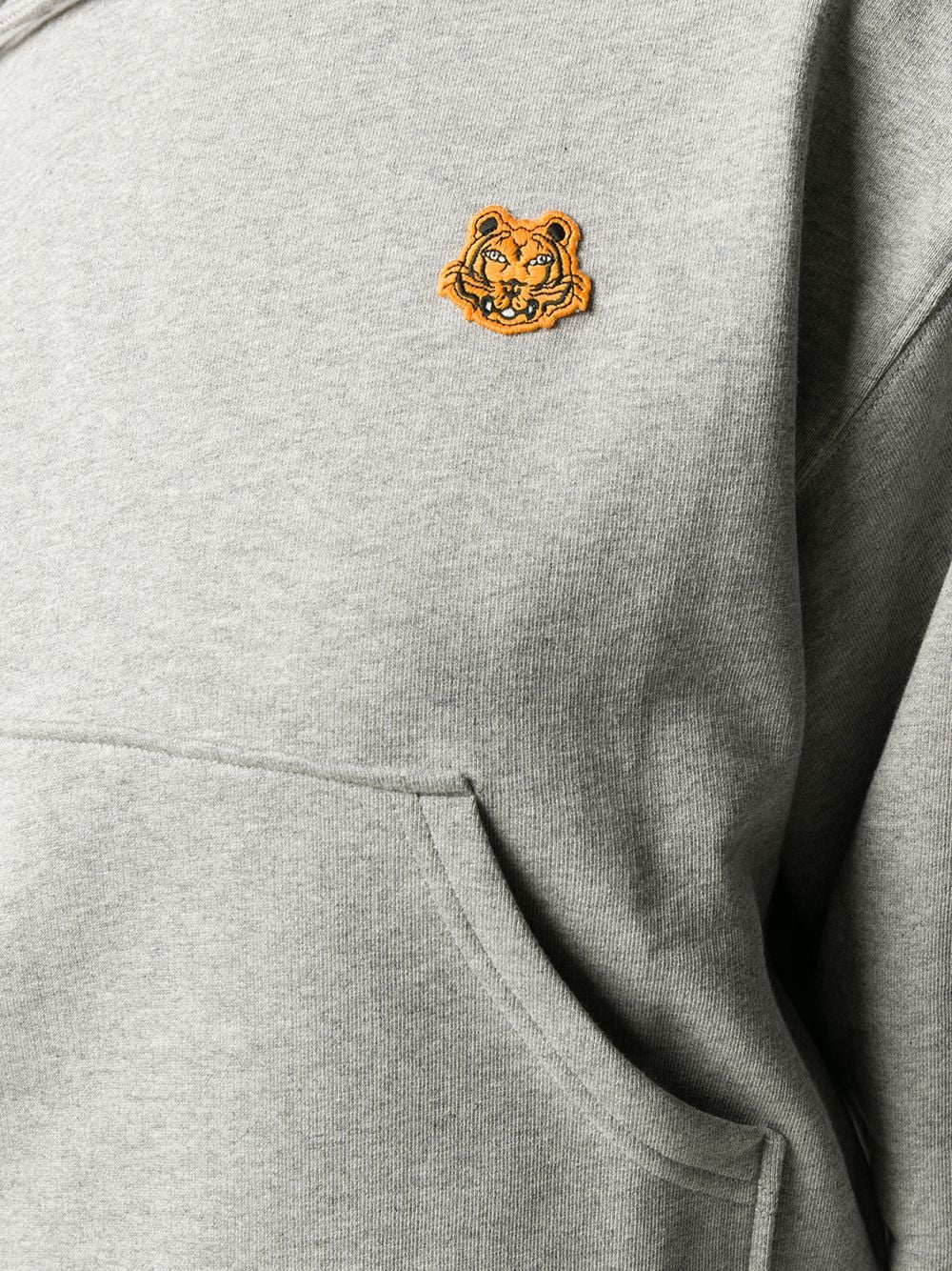 Immagine di Kenzo | Boxy Fit Hoodie Tiger Crest