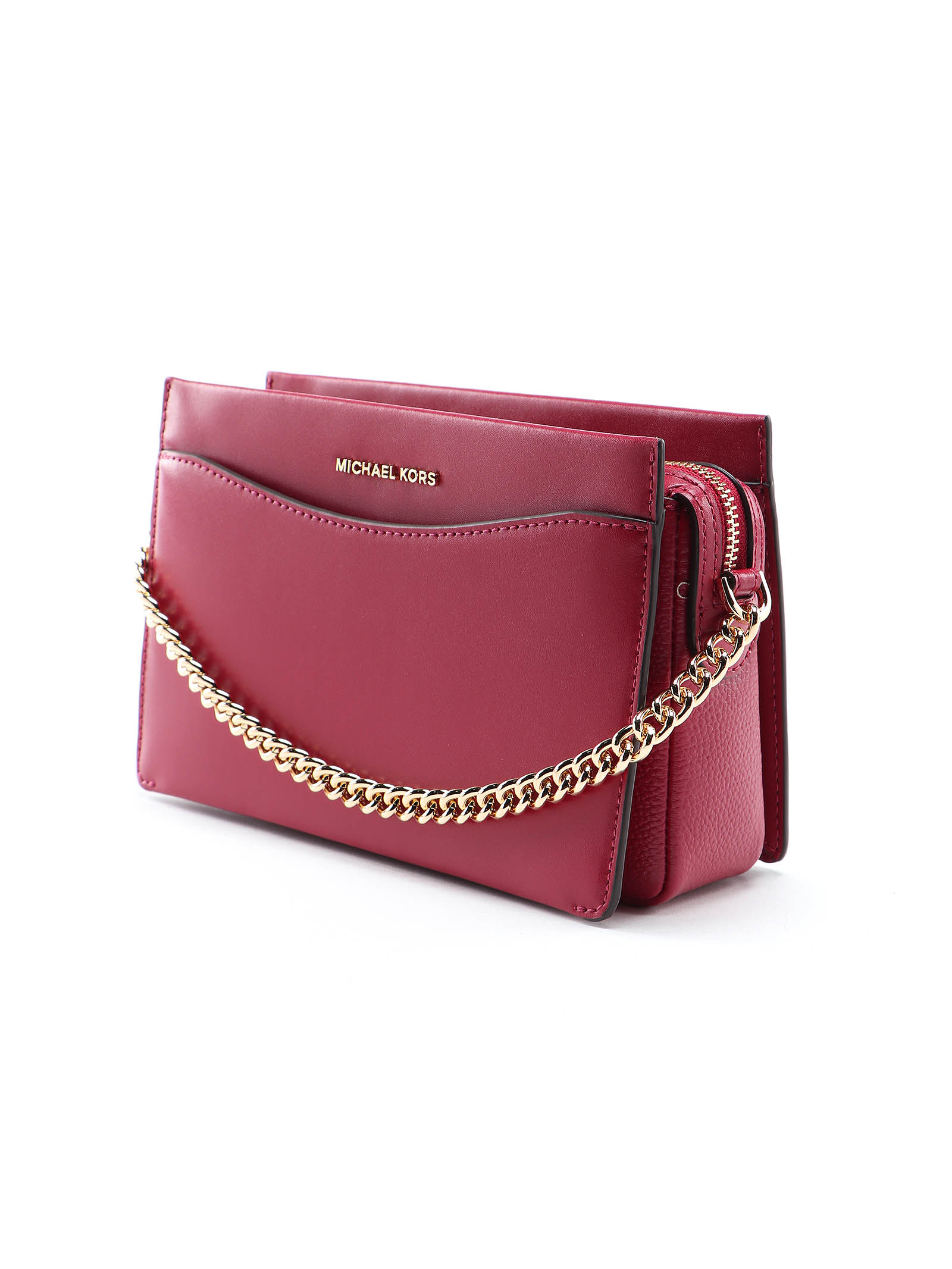 Picture of Michael Kors   Jet Set Lg Conv Chain Xbody