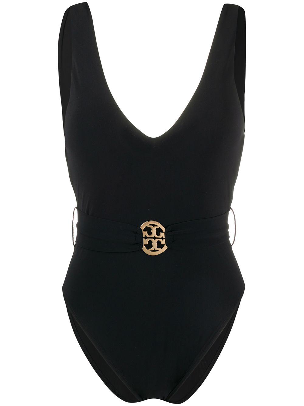 Picture of Tory Burch | Miller Plunge One-Piece