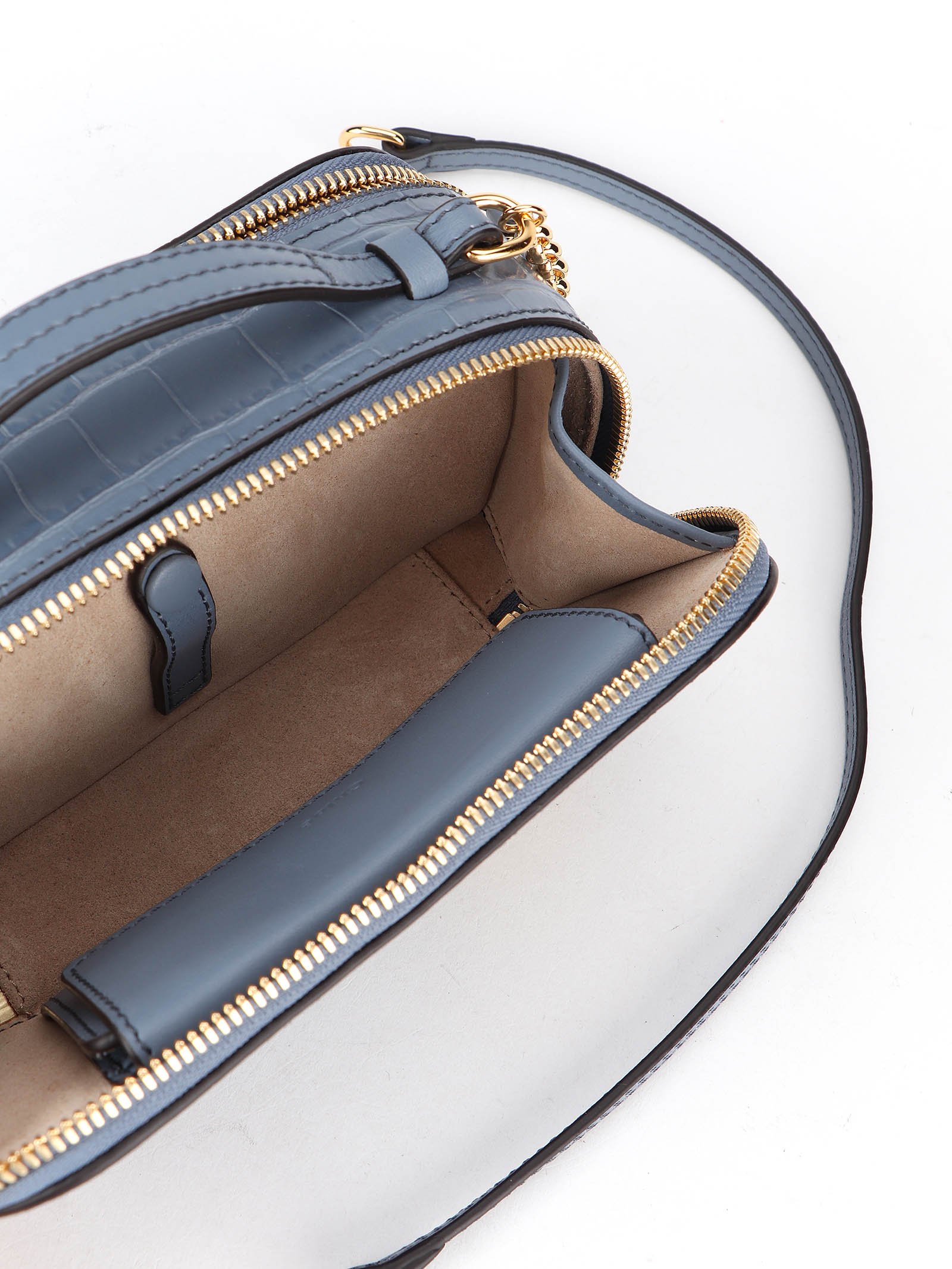 "Immagine di Chloe` | Mini Chloe ""C"" Vanity Bag"