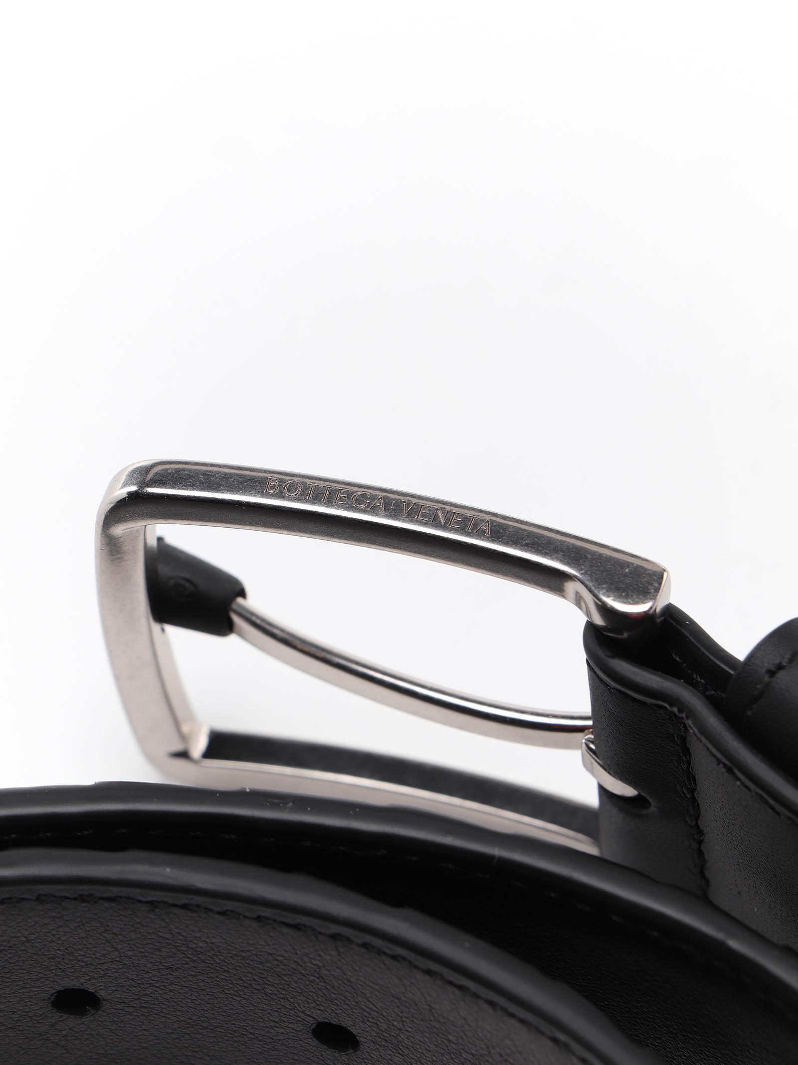 Picture of Bottega Veneta | Belt Intreccio