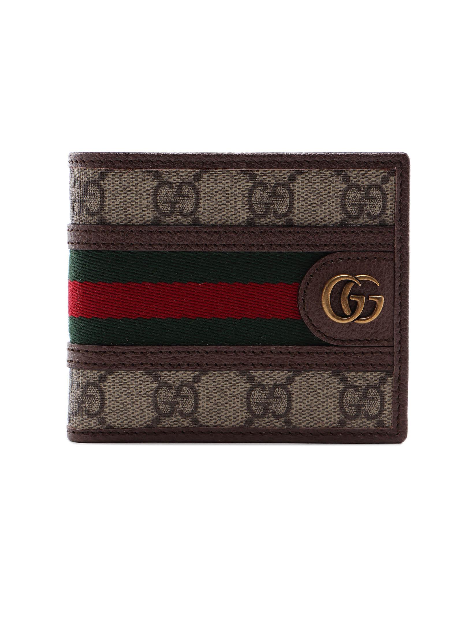 Immagine di Gucci | Ophidia Gg Supreme Wallet