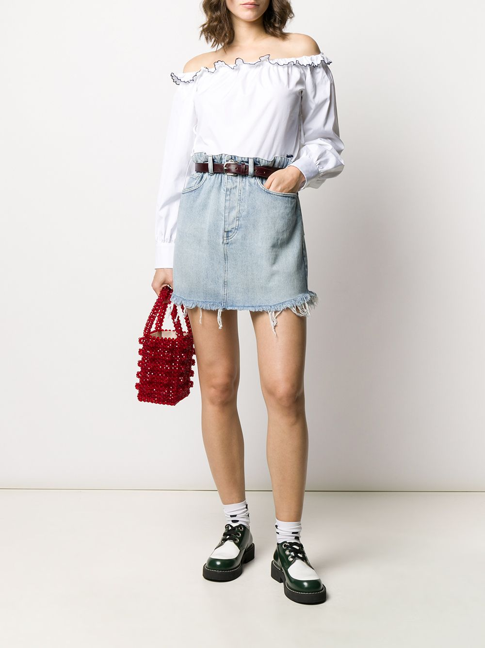 Immagine di Miu Miu | Skirt Denim Iconic