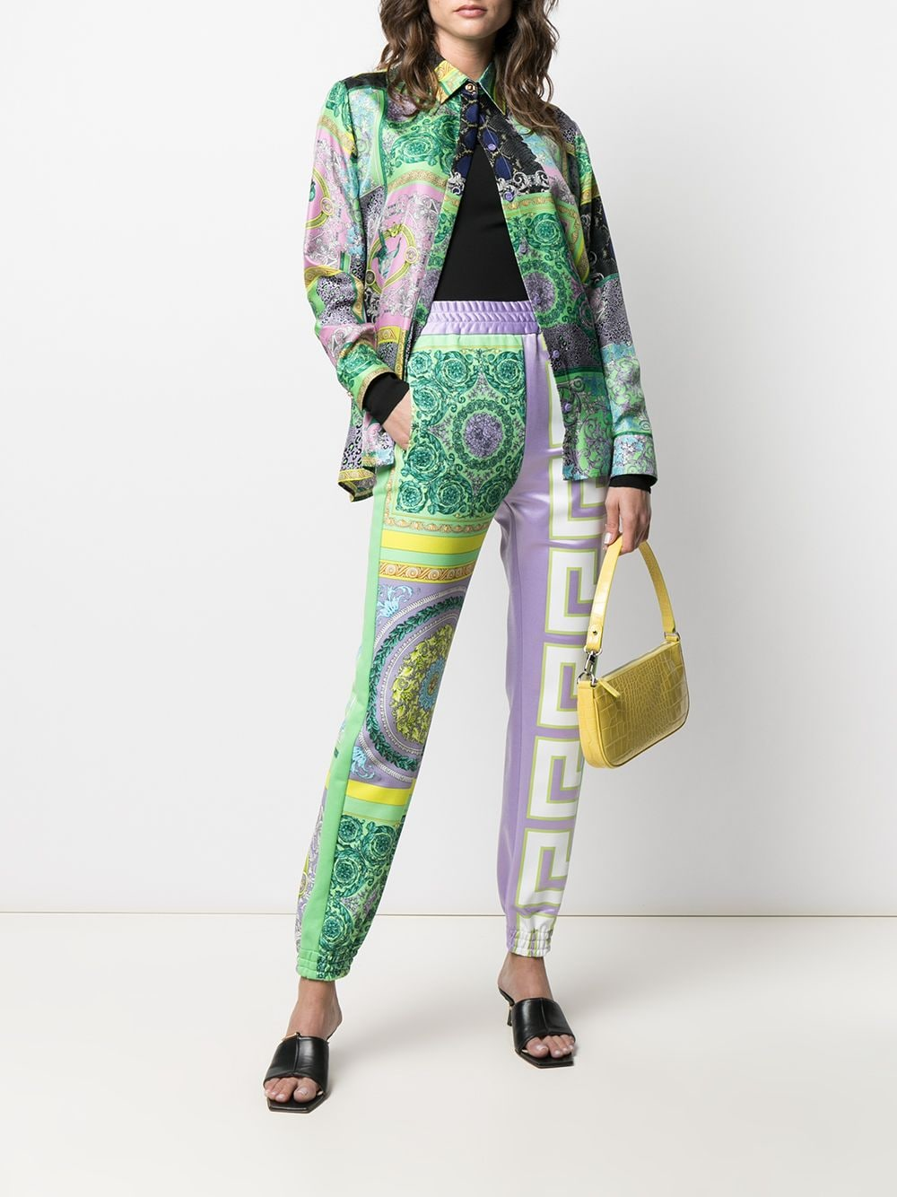 Picture of Versace | Trousers