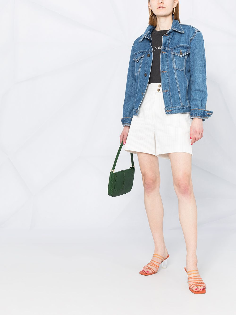 Picture of Pinko | Loquace Shorts