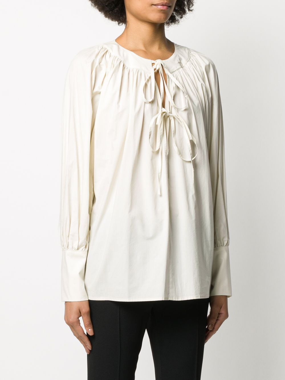 Picture of L`Autre Chose | Curled Shirt