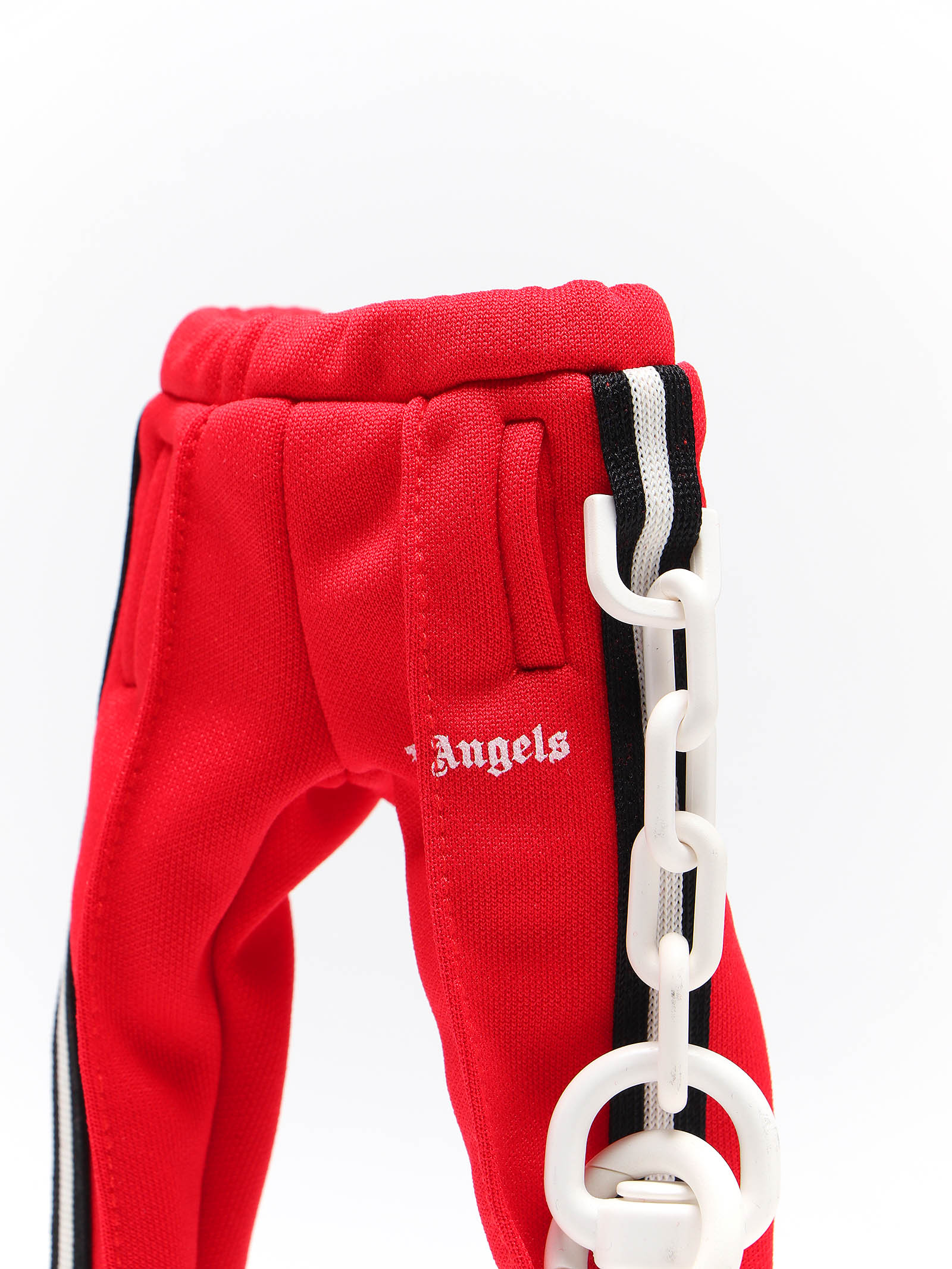 Picture of Palm Angels | Mini Track Keychain