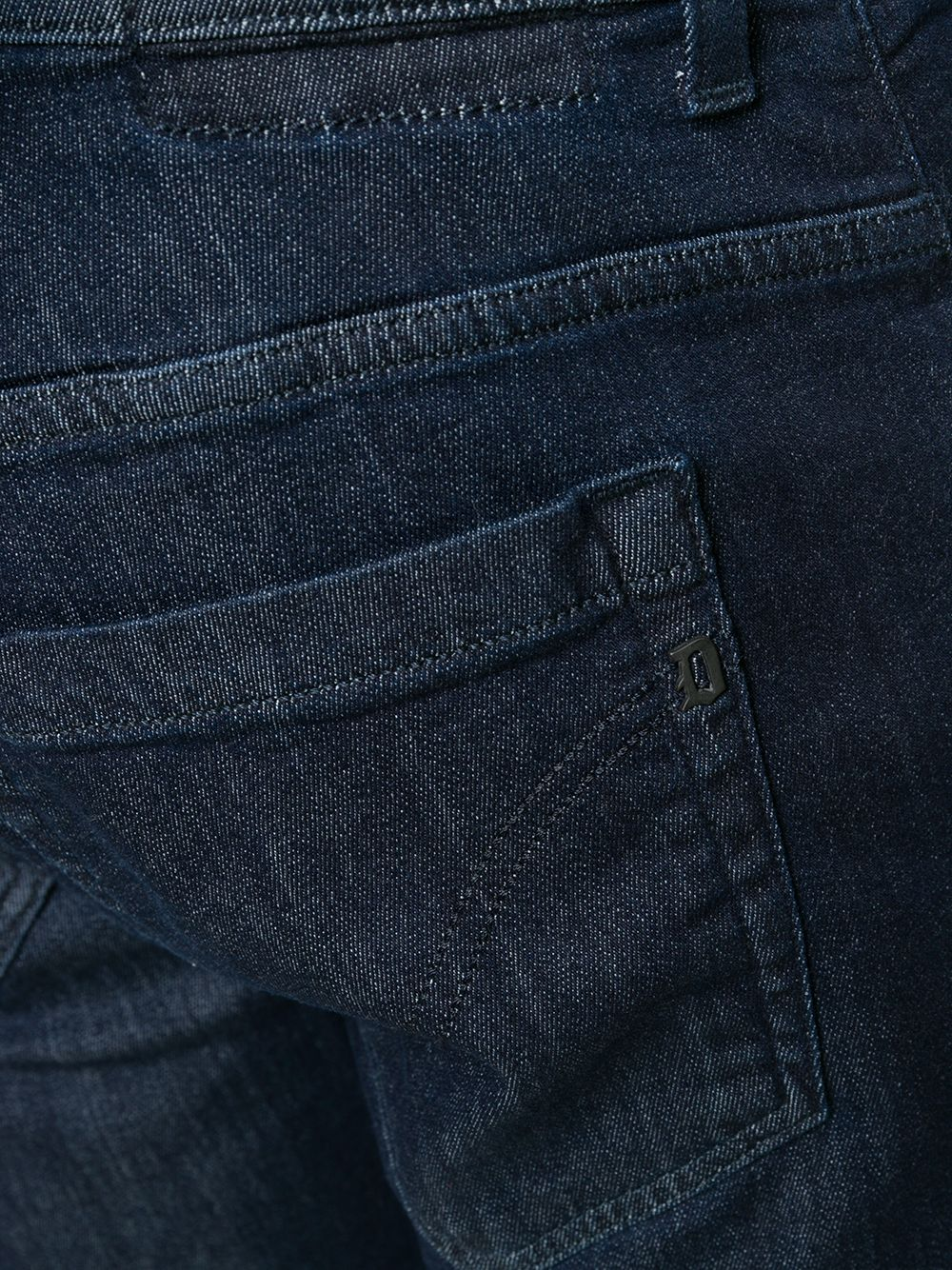 Picture of Dondup | George Jersey Denim Stretch