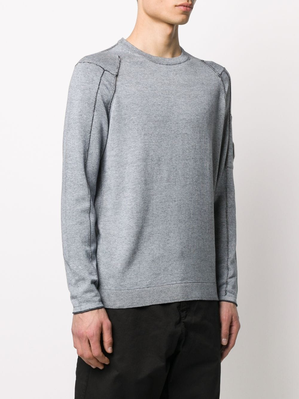 Picture of C.P. Company | Crew Neck Knitwear