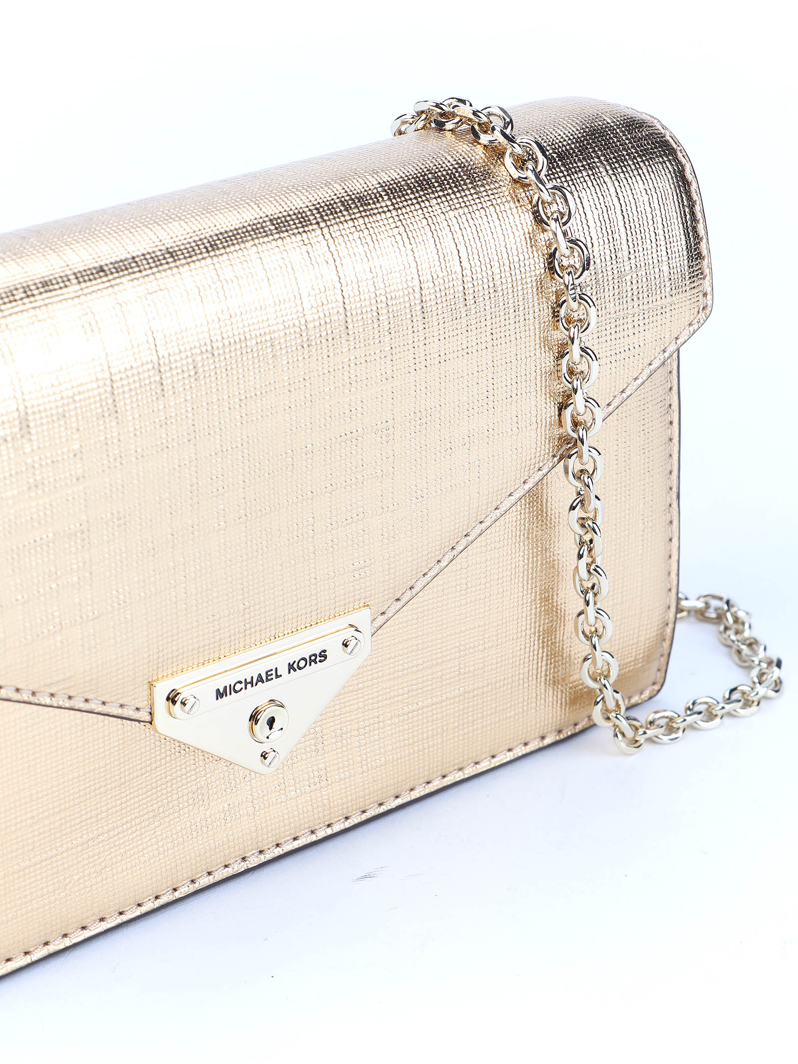 Picture of Michael Kors | Grace Md Envelope Clutch