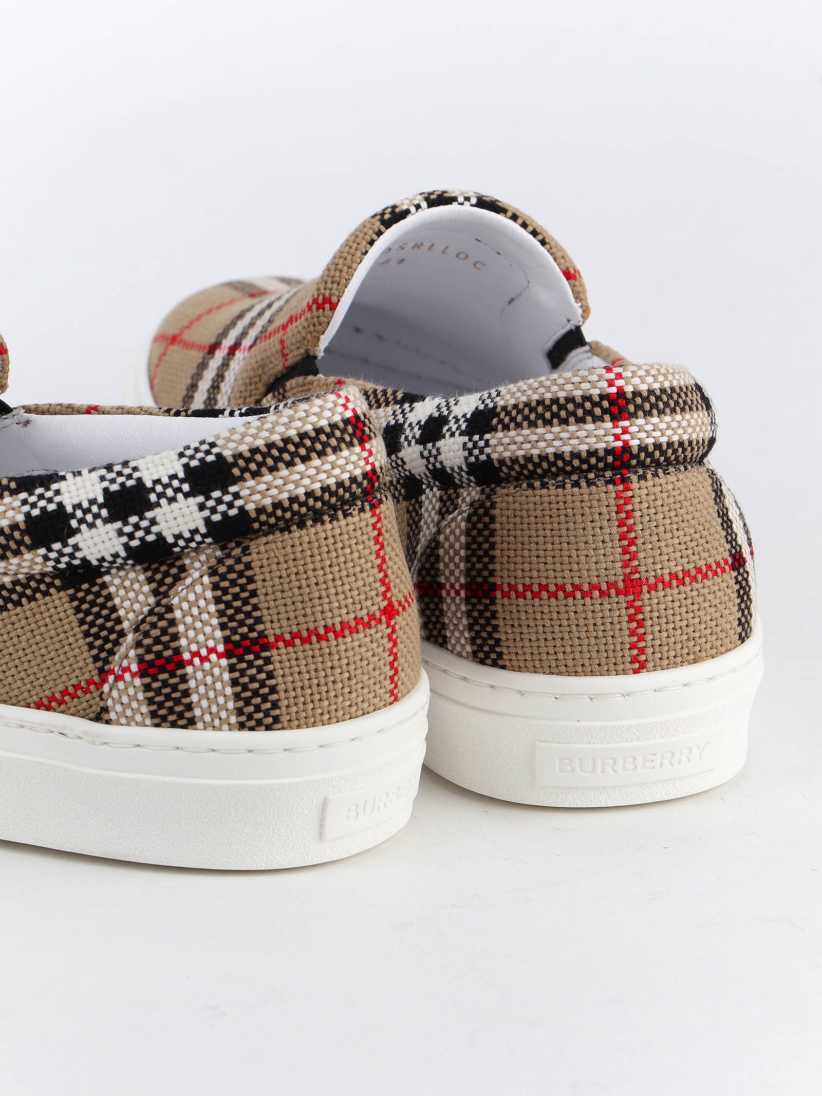 Picture of Burberry | Mf Thompson M Check:103881