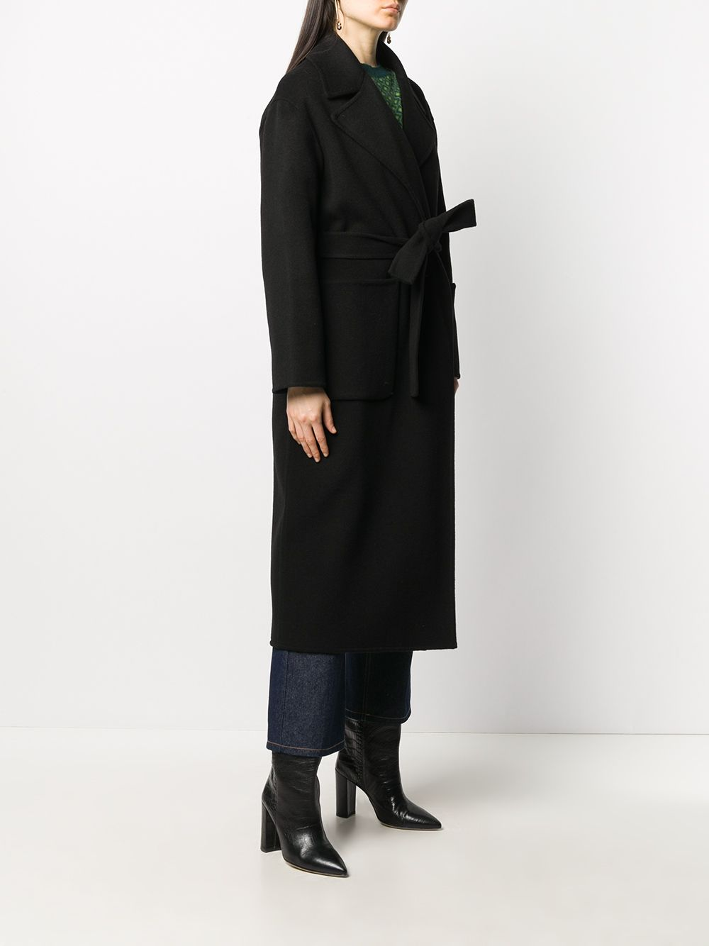 Picture of Michael Kors | Dbl Face Robe Coat