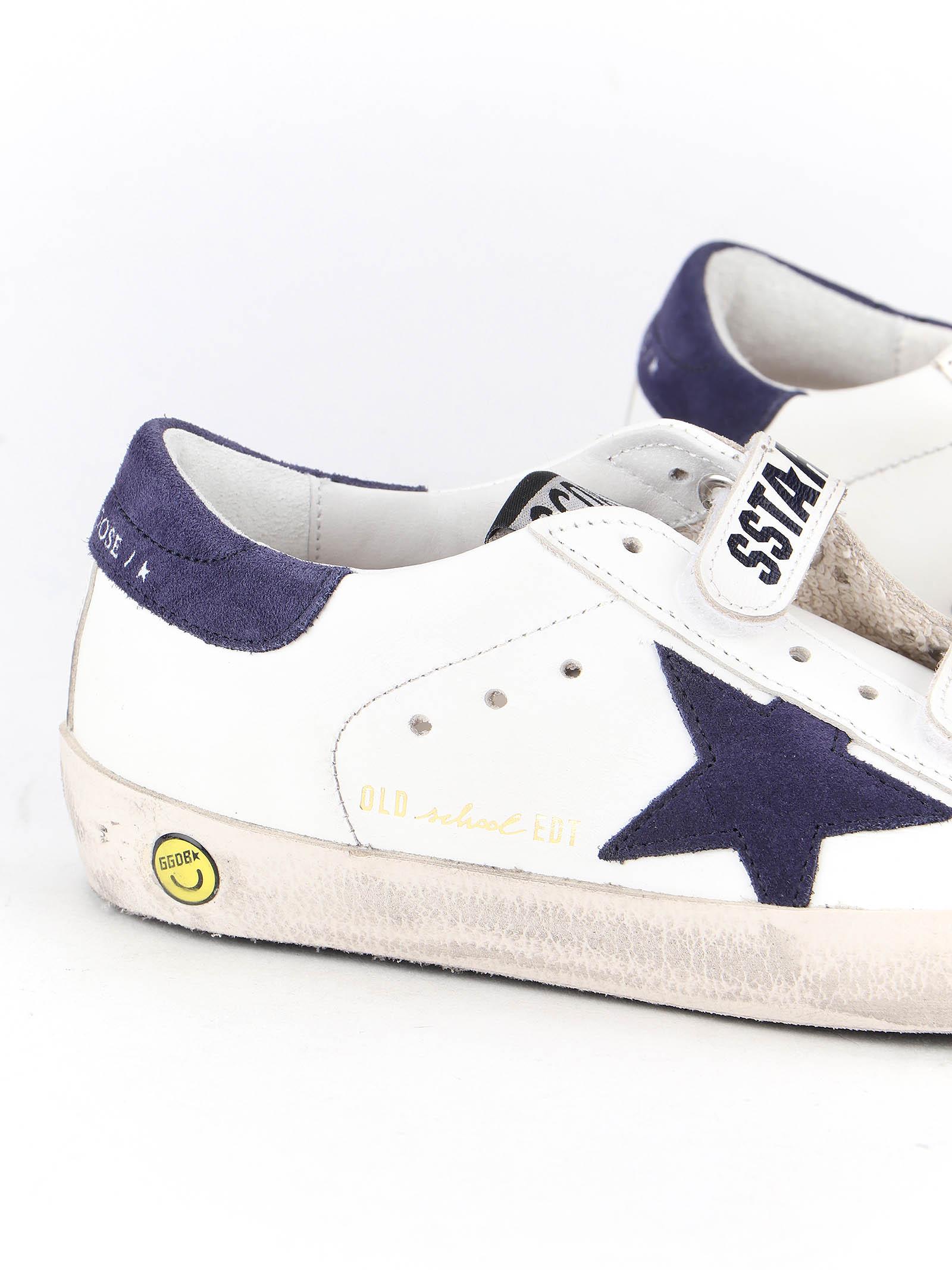Picture of Golden Goose Kids | Old School Sneaker