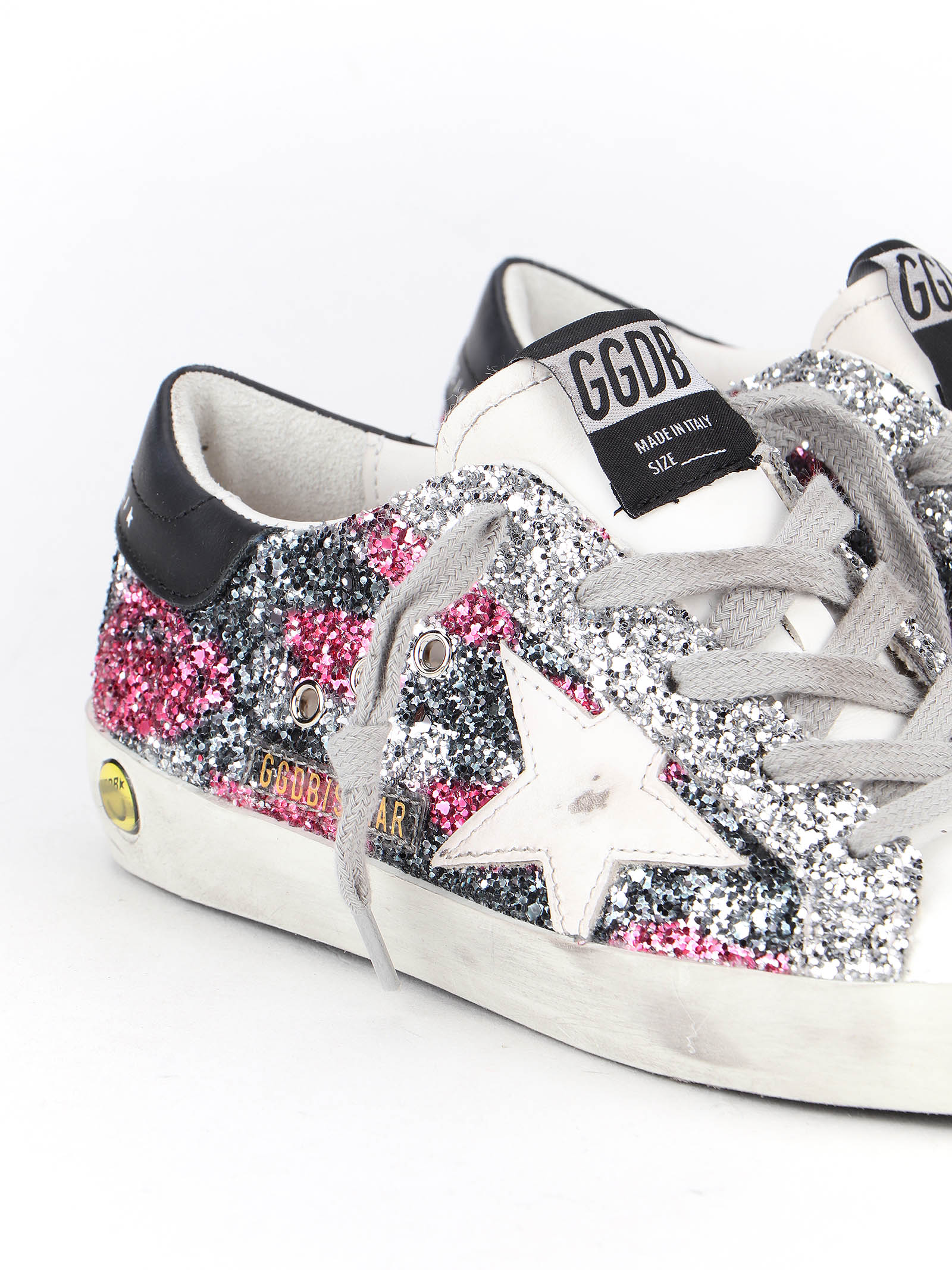 Picture of Golden Goose Kids | Superstar Sneaker