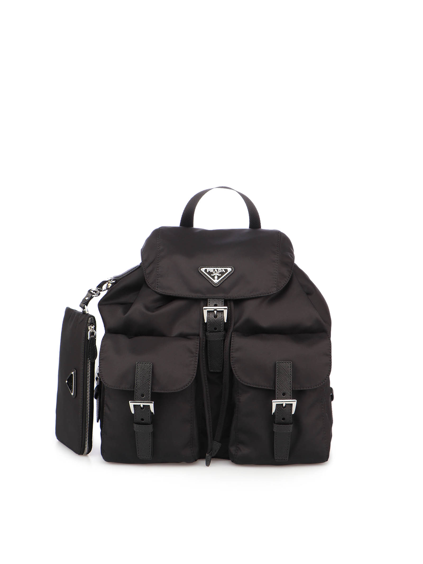Picture of Prada | Medium Nylon Backpack