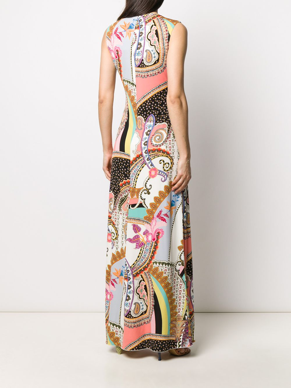 Picture of Etro | Long Dress Magnolia