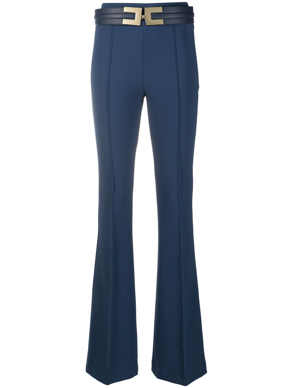 Picture of Elisabetta Franchi | Trousers With Belt