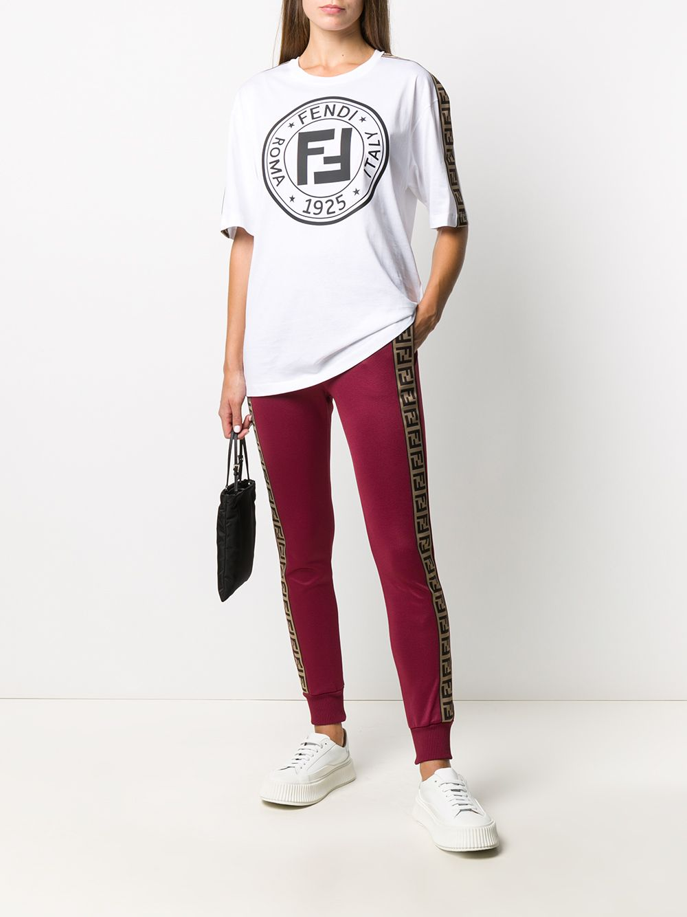 Immagine di Fendi | T-Shirt Over Fendirama
