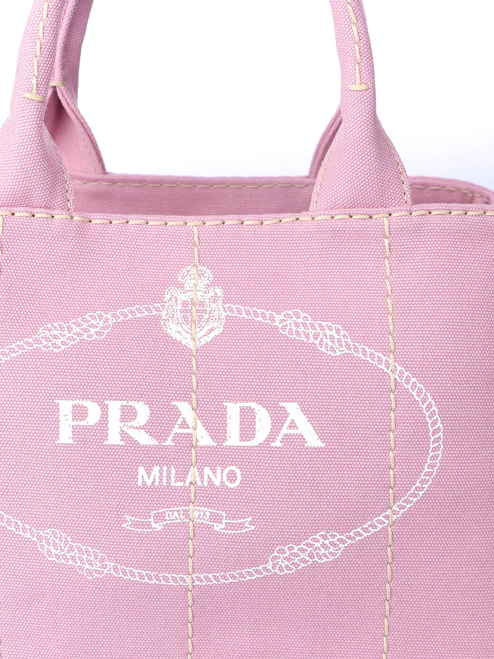 Immagine di Prada | Small Cotton Canvas Tote