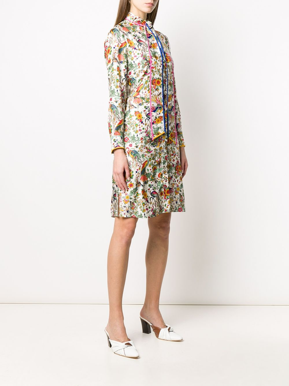 Picture of Tory Burch | Printed Shirtdress