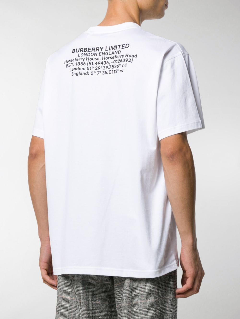 Picture of Burberry | Justin T-Shirt