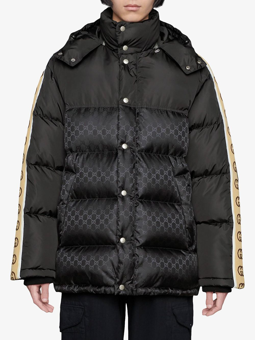Picture of Gucci | Nylon Down Jacket