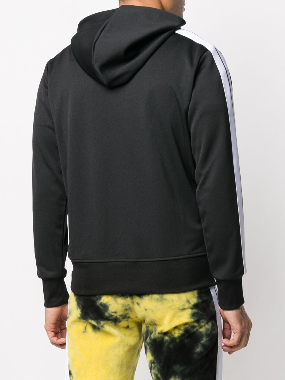 Picture of Palm Angels | Hooded Track Jkt