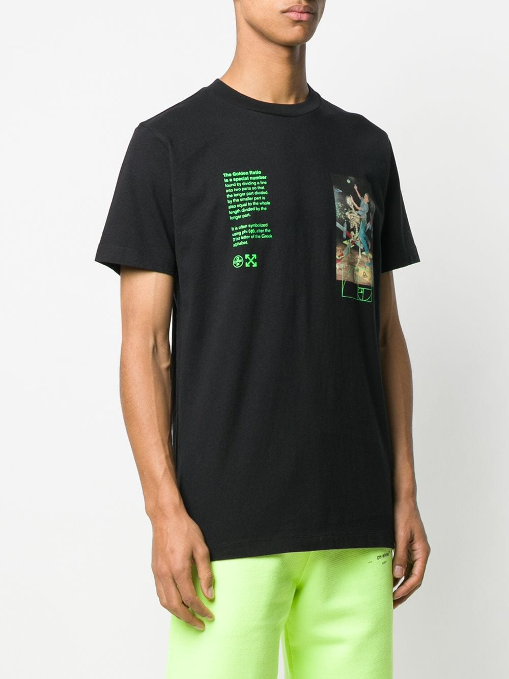 Immagine di Off White | Pascal Painting S/S Slim Tee