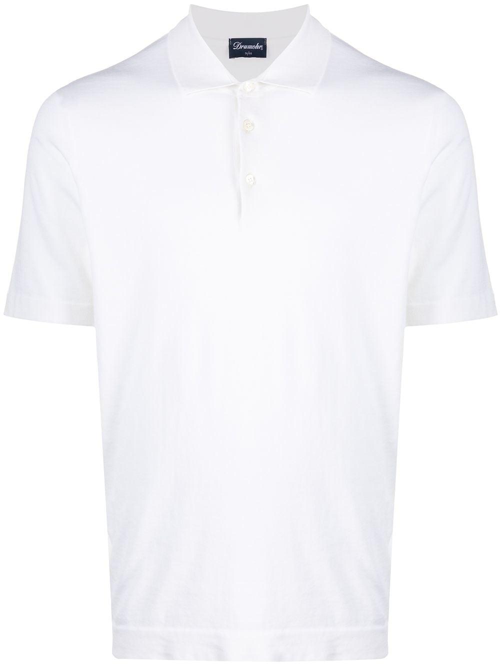Picture of Drumohr   S/S Polo