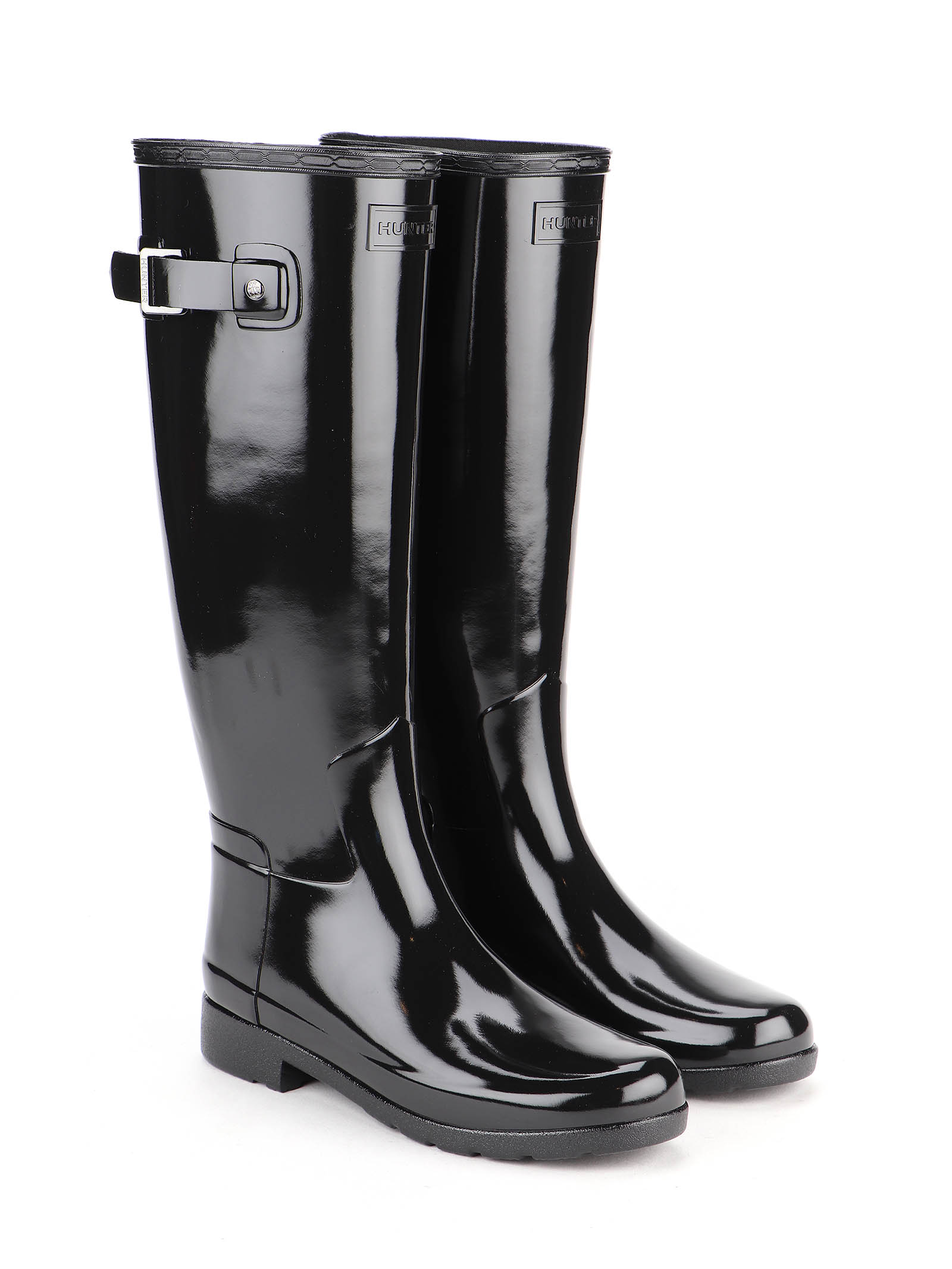 Picture of Hunter | Refined Gloss Boots