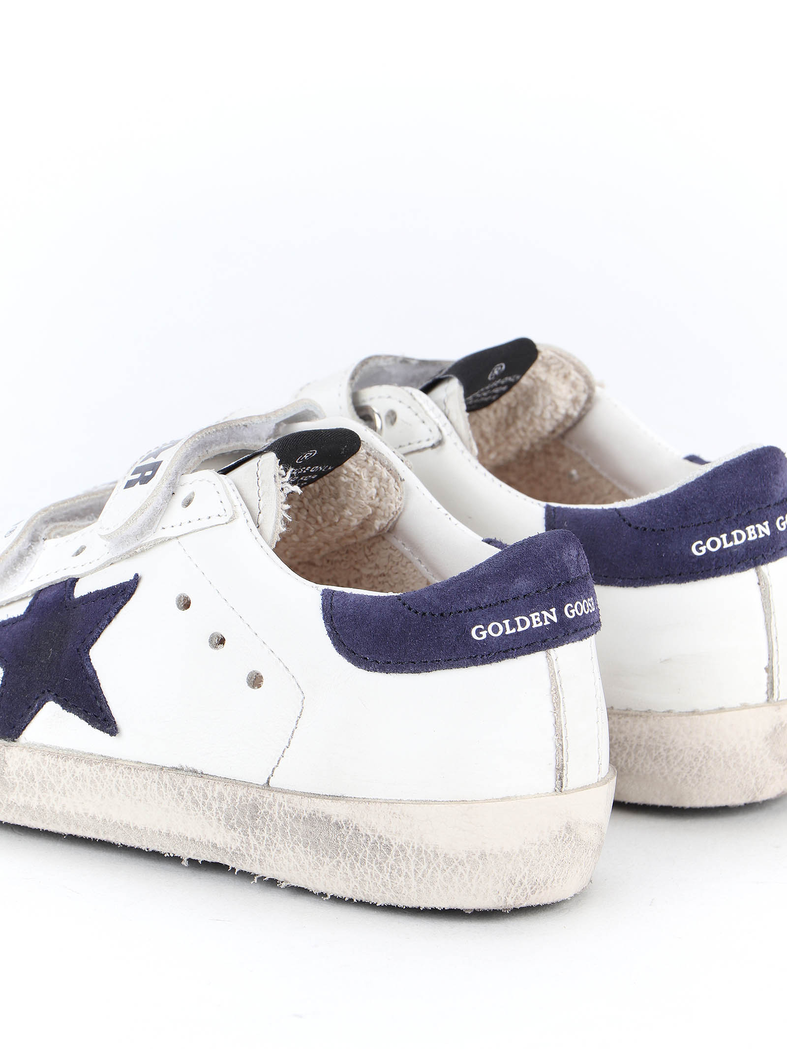 Picture of Golden Goose Kids | Old School Sneaker