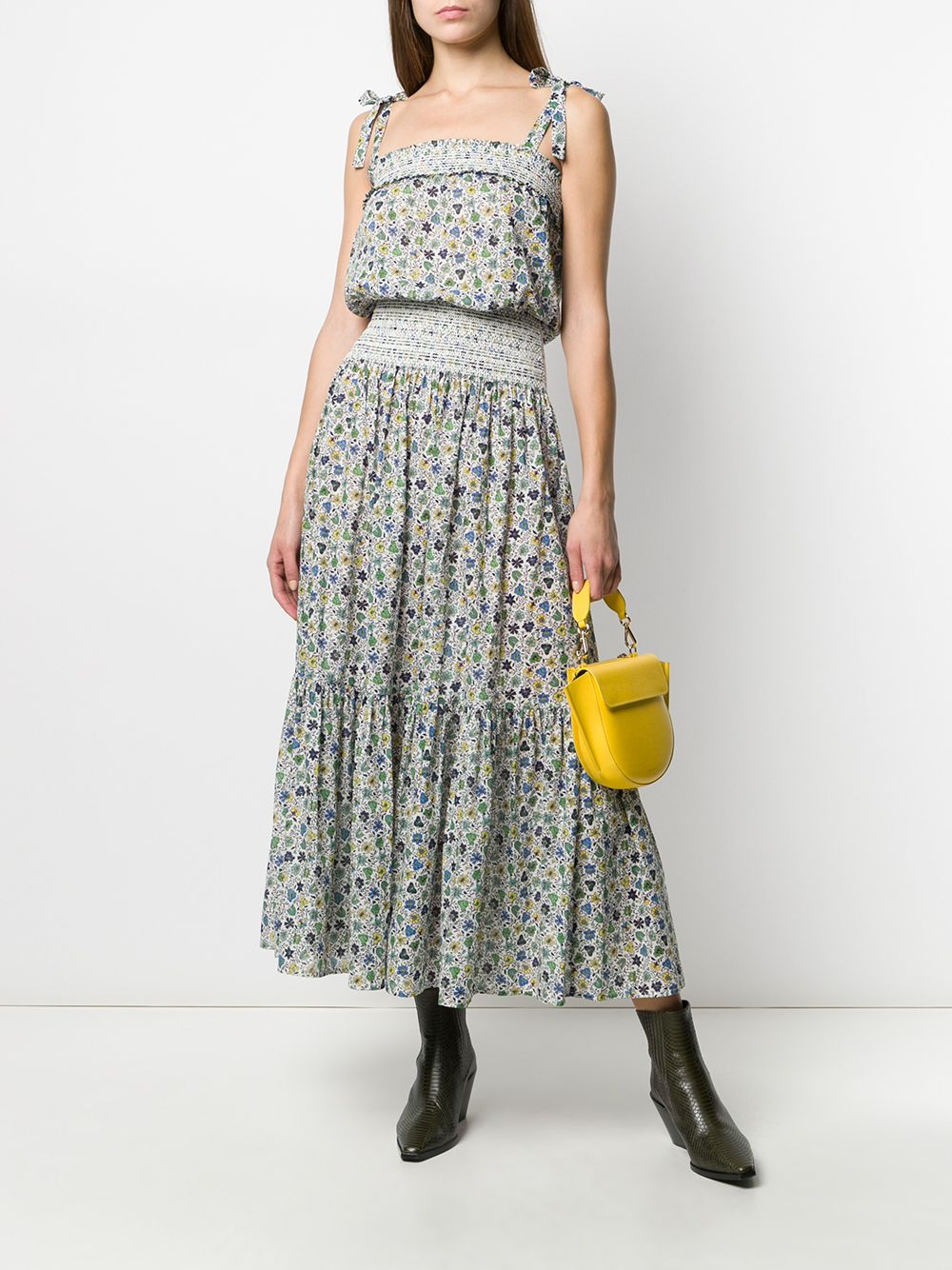 Picture of Tory Burch | Smocked Sundress