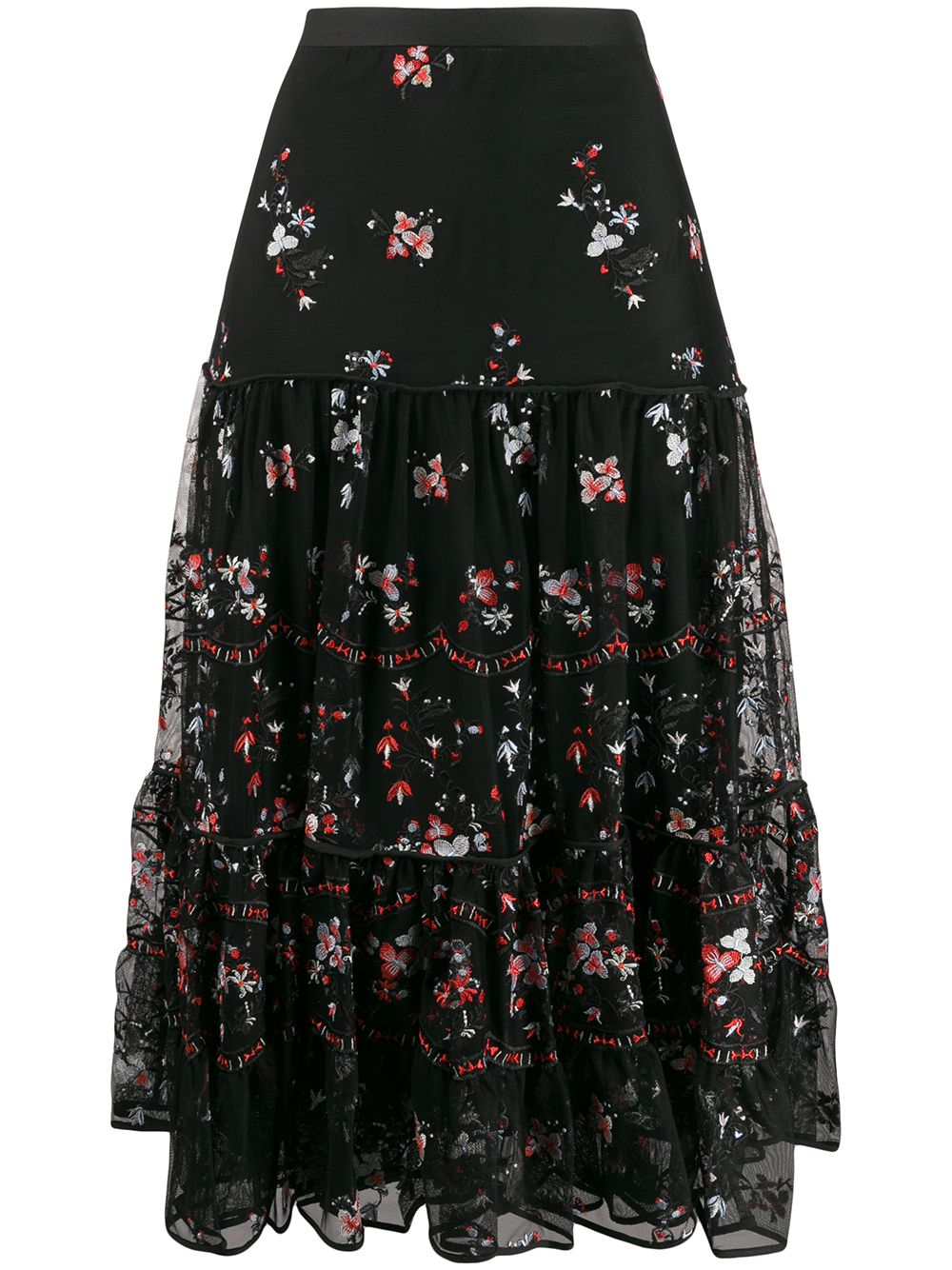 Picture of Tory Burch | Tulle Skirt