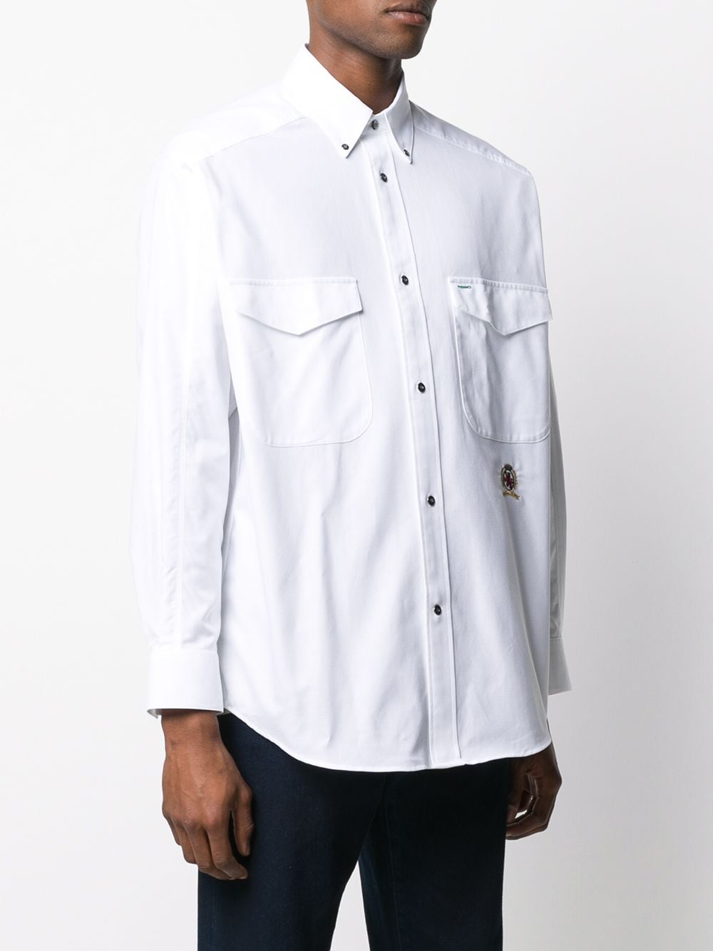Picture of Tommy Hilfiger | Archive Fit Officer Shirt