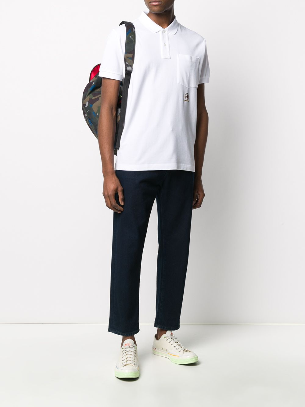 Picture of Tommy Hilfiger | Crest Pocket Polo