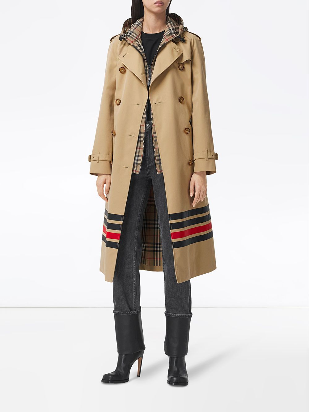 Picture of Burberry | Waterloo Trench