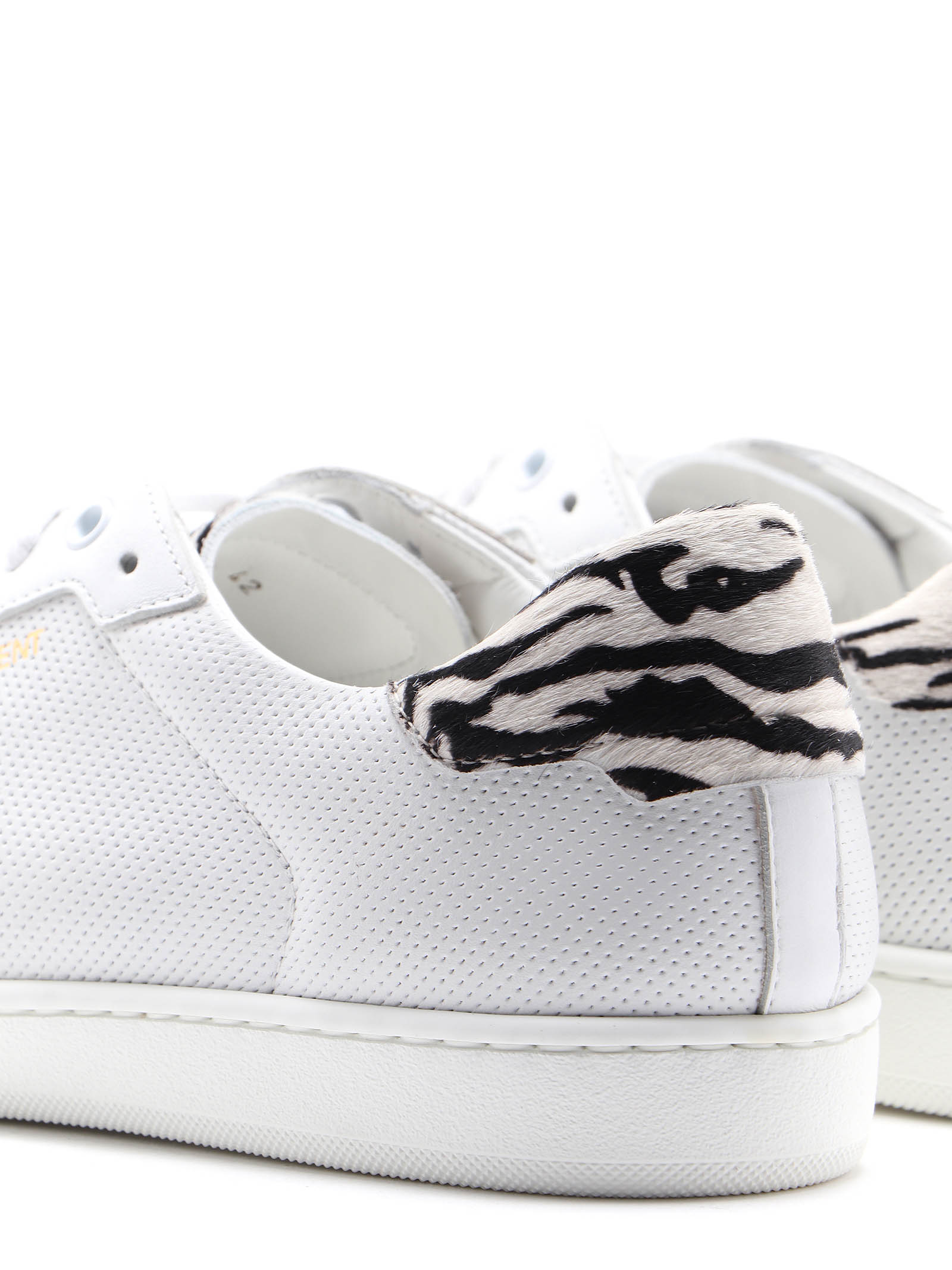 Immagine di Saint Laurent | Sl/10 Low Top Sneaker